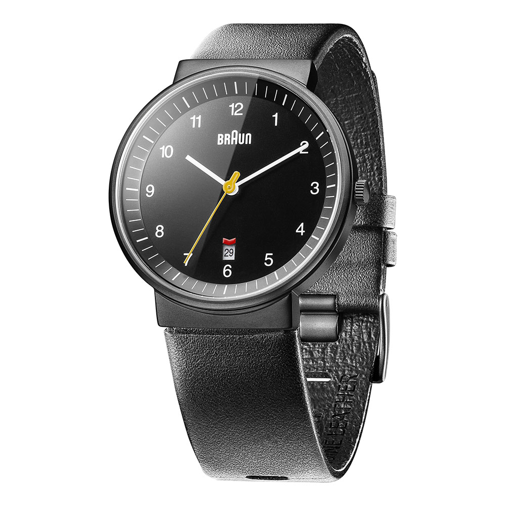 94cd203fca0ff Braun - Gents BN0032 Classic Watch with Leather Strap (BN0032 ...