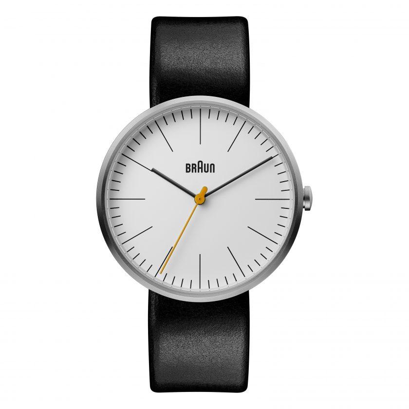 692ecc3a85d7c Braun - Gents BN0173 Classic Watch with Leather Strap (BN0173WHBKG) -  聯繫各大平台和供應商,為大家搜尋優質品牌和產品!